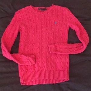 Preppy bright Ralph Lauren Sweater